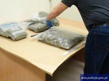 Narkotykowi kurierzy zatrzymani na krajowej ''szesnastce''