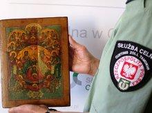 Kolejne ikony zatrzymane na granicy trafią do olsztyńskiego muzeum