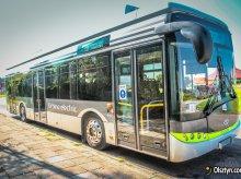 Olszyn kupi autobusy elektryczne. Tak będzie walczyć ze smogiem