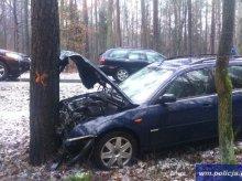 Groźny wypadek koło Ostródy. Ranne niemowlę