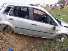 20-latek sprawcą poważnego wypadku