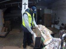 Straż Graniczna rozbiła grupę przestępczą i zlikwidowała nielegalną fabrykę papierosów [FILM]