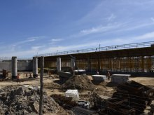 Sprawdzamy postęp prac na budowie obwodnicy Olsztyna [ZDJĘCIA]