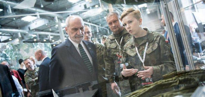 Targi Pro Defense pod patronatem ministra Macierewicza