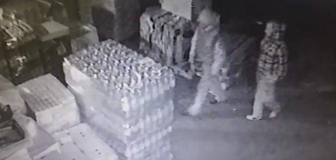 Ukradli 280 puszek piwa i wypili je... w dwa dni