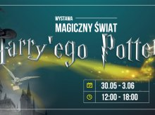 Magiczny Dzień Dziecka - Galeria Warmińska zamieni się w Hogwart!