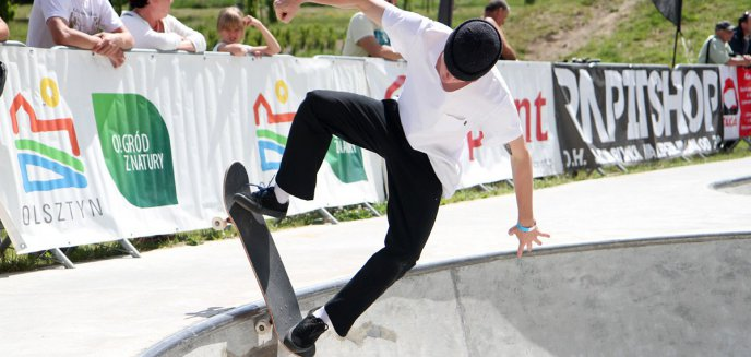 Skatepark na Ukielu areną eliminacji ogólnopolskich zawodów deskorolkowych [ZDJĘCIA]