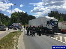 Tragiczny długi weekend na drogach Warmii i Mazur