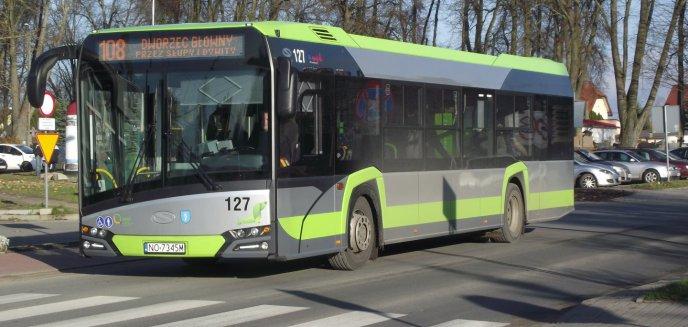 Zmiany w rozkładach jazdy autobusów kursujących do gminy Dywity