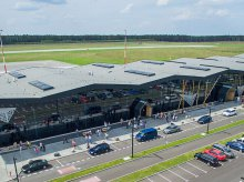 Zmiany rozkładu lotów z portu Olsztyn-Mazury do Londynu Luton