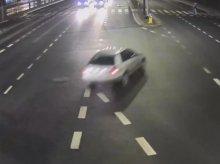Pędził ulicą Sikorskiego i nie zatrzymał się do kontroli. Jest wyrok dla pirata drogowego [FILM]