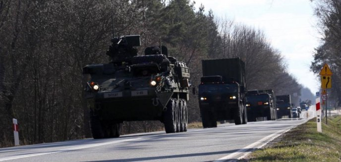 Ważny trening Batalionowej Grupy Bojowej NATO