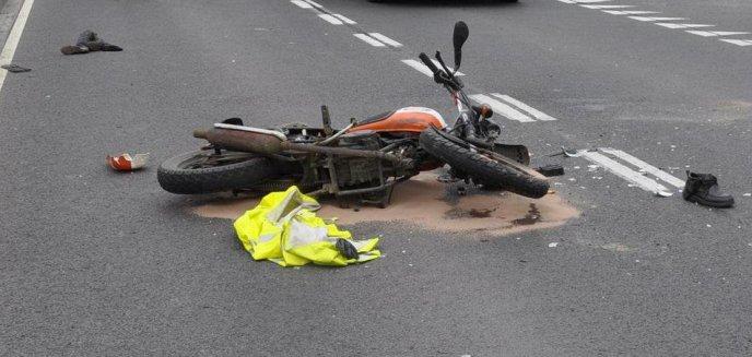 14-latek za kierownicą. Spowodował wypadek i uciekł do domu