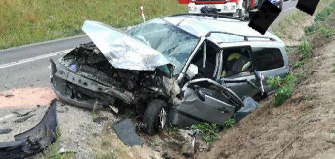 Tragiczny wypadek na ''siódemce''