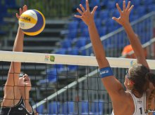 Startuje turniej FIVB Beach Volleyball World Tour Olsztyn 2017