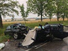 Jedna doba – trzy tragiczne wypadki na drogach Warmii i Mazur