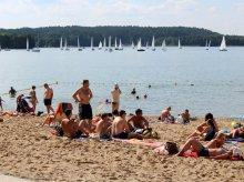 Kolejne kąpielisko nad jeziorem Ukiel już otwarte