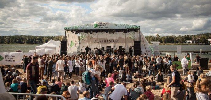Olsztyn Green Festival. Będą specjalne autobusy