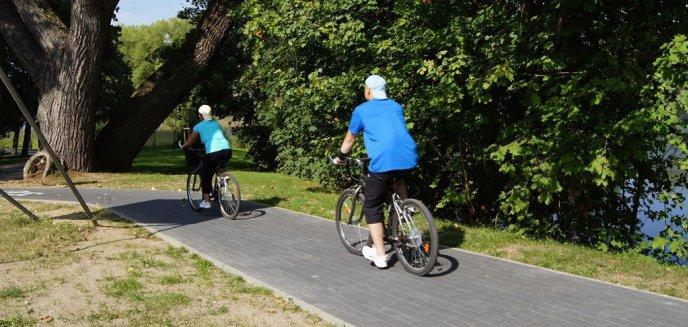 Powstanie kilkanaście kilometrów nowych ścieżek rowerowych