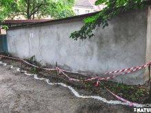 Jest ściana – potrzebny jeszcze artysta. Podwórko ''Za torami pod lipami'' chce mieć mural