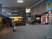 Walczą o to, by olsztyński dworzec był zabytkiem. Tymczasem na peronach kolejny ''wodospad'' [ZDJĘCIA]