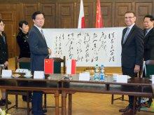 Goście z Chin w Olsztynie. Będą nowe miejsca pracy?