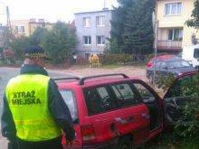 Kolejny wrak usunięty z olsztyńskiej przestrzeni