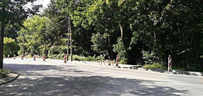 Remont skrzyżowania ulicy Jagiellońskiej z Borową