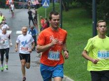 II Ukiel Olsztyn Półmaraton. Pobiegło prawie pół tysiąca osób