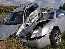 Poważny wypadek na trasie Lidzbark-Działdowo