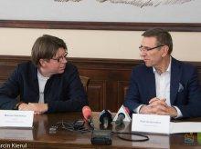 ''Aktywizacja kulturalna Starego Miasta'' – plany nowego dyrektora MOK-u