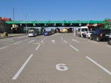 Utrudnienia na przejściu granicznym  w Grzechotkach