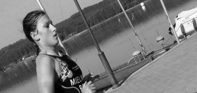 Nie żyje olsztyńska triathlonistka Magdalena Mielnik