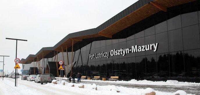 Z Szyman do Kolonii w Niemczech. Nowe połączenia z lotniska Olsztyn-Mazury