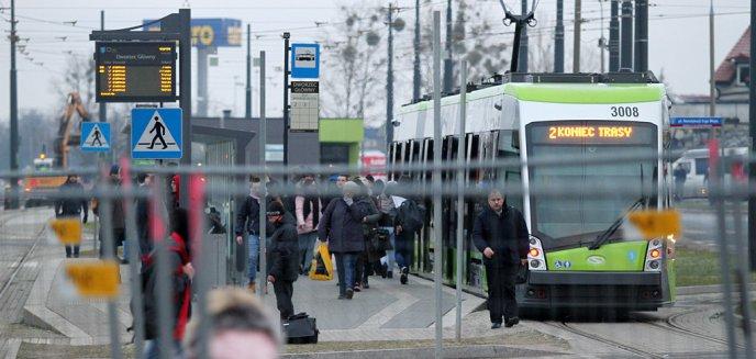 Kolejna awaria. Wstrzymany ruch tramwajowy