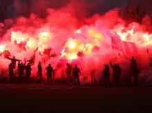 Stomil pewnie pokonuje Polonię Bydgoszcz w pierwszym tegorocznym sparingu [ZDJĘCIA]