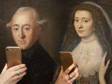 Museum Selfie Day. Weź smartfon do olsztyńskiego zamku