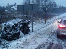 Tragiczny wypadek na DK51 za Dywitami. Droga zablokowana
