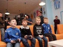 Stowarzyszenie otworzyło piłkarską świetlicę. Miejsce nie tylko dla najmłodszych