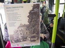 O dawnym Olsztynie raz jeszcze... w tramwaju