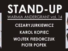 Stand-up w Andergrancie