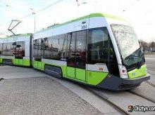 Olsztyńska komunikacja miejska coraz bardziej popularna. Ile osób jeździ tramwajami?