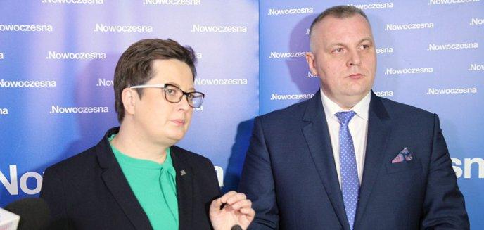 Katarzyna Lubnauer w Olsztynie. Spotkanie z liderką .Nowoczesnej [ZDJĘCIA, VIDEO]