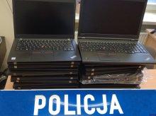 Olsztyński informatyk przez dwa miesiące okradał firmę, w której pracował. Wyniósł 28 laptopów