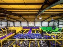 Park trampolin czyli super atrakcja na mapie aktywnego wypoczynku w Olsztynie