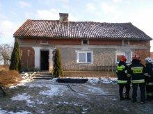 Tragiczny pożar. Zginął 60-latek
