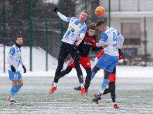 Stomil remisuje z Lechią Gdańsk w ostatnim sparingu przed ligą