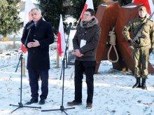 ''Dopominamy się o szacunek dla Polski''. Obchody 65. rocznicy śmierci gen. Fieldorfa ''Nila'' [ZDJĘCIA]