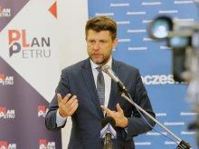Ryszard Petru w Olsztynie. Przedstawił plan naprawy państwa