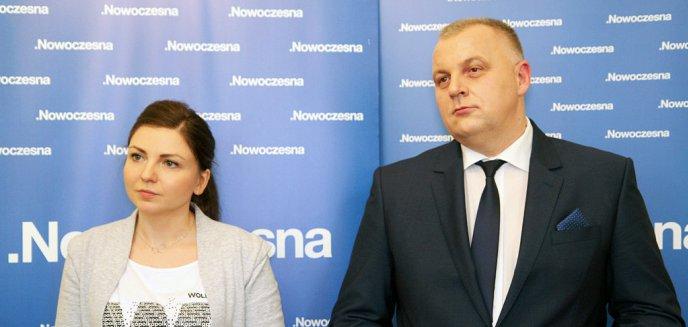 .Nowoczesna przedstawiła w Olsztynie projekt ustawy o związkach partnerskich [WIDEO]